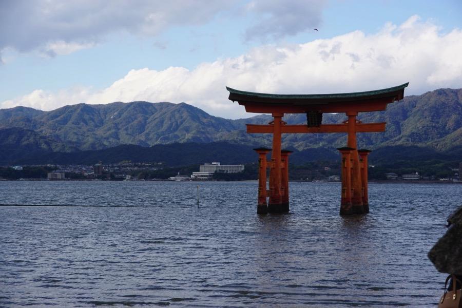 広島ひとり旅3日目ー世界遺産お宮のある島「厳島神社」に行くー鹿には気をつけて2015年11月【旅ブログ】